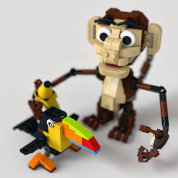 lego-monkey