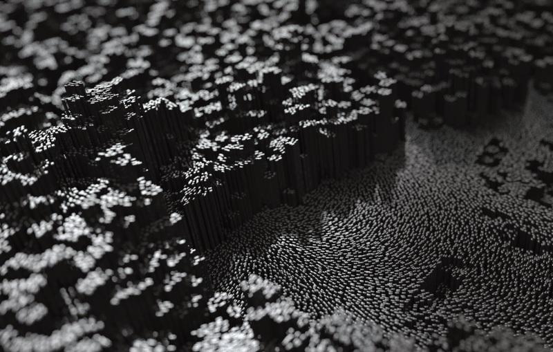 XGen-cubes-cliff-4k