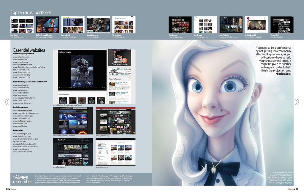 December 2014 arnold rendering blog for The best artist websites