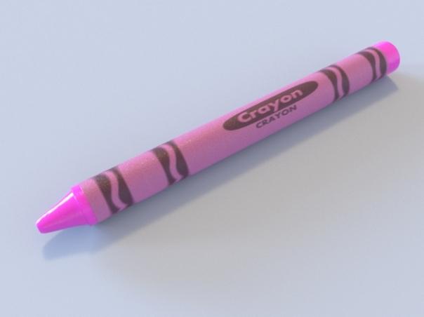 pink-crayon